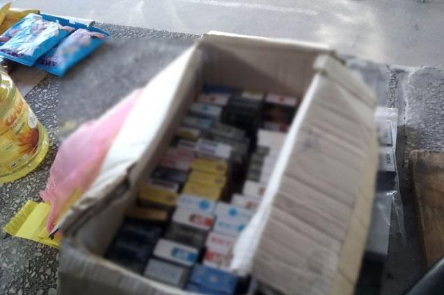 нарушение торговля табачными изделиями