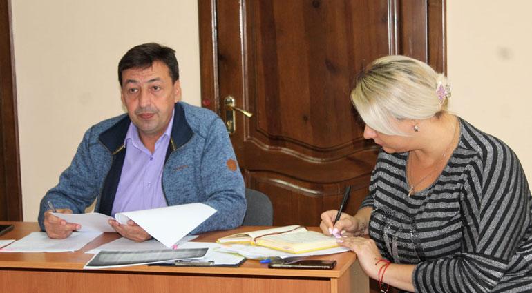 23 сентября Юрий Евскиков провел заседание городской комиссии по вопроса...