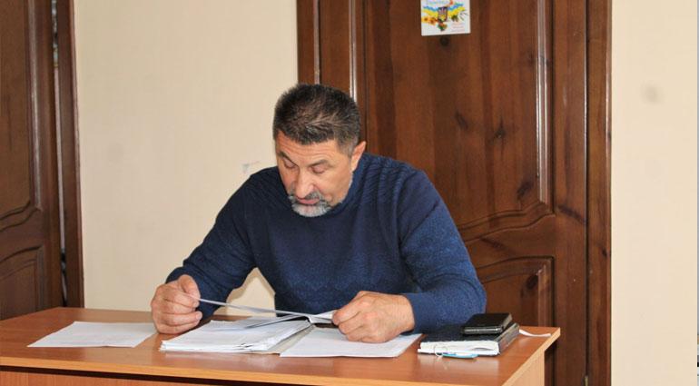 21 сентября Александр Андрусенко провел заседание административной комис...